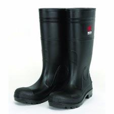 MCR Safety Waterproof PVC Men's Knee Boot with Steel Toe