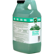 Spartan Clean On The Go Green Solutions High Dilution Disinfectant