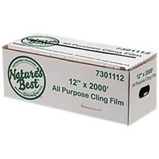 Anchor Packaging Nature's Best Cling Film
