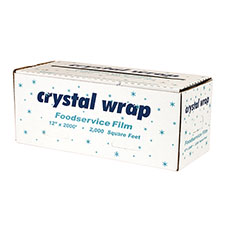 Anchor Packaging CrystalWrap Foodservice Film