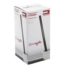 AmerCare Royal Individually Wrapped Giant Straws